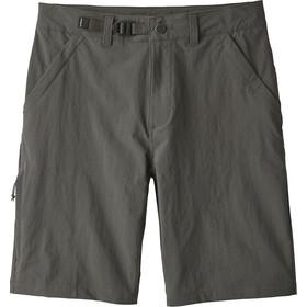 Patagonia Stonycroft - Pantalones cortos Hombre - gris
